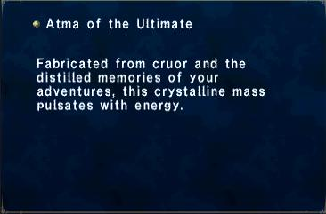 Atma of the Ultimate