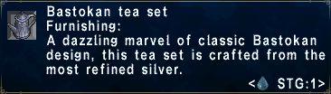 Bastokan Tea Set