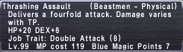 Thrashing Assault