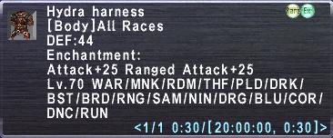 Hydra Harness