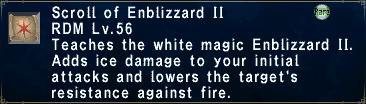 Enblizzard II