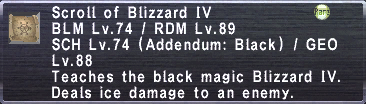 Blizzard IV
