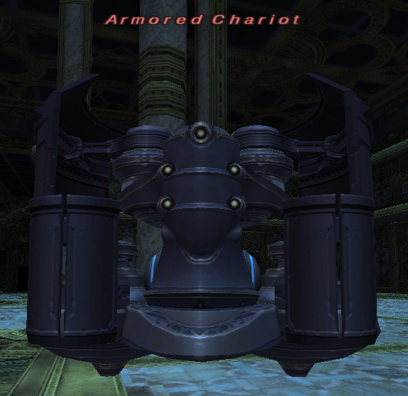 Armored Chariot