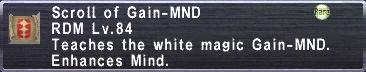 Gain-MND