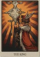 The King (Tarut Card)