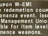 Kupon W-EMI