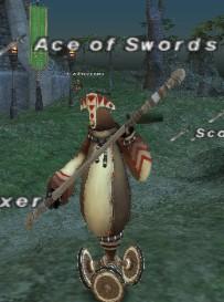 Ace of Swords (S)