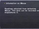 Information on Mboze
