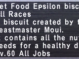 Pet Food Epsilon