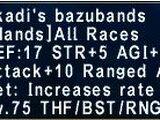 Skadi's Bazubands