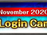 November 2020 Login Campaign