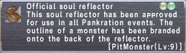 Official soul reflector