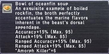 Oceanfin Soup