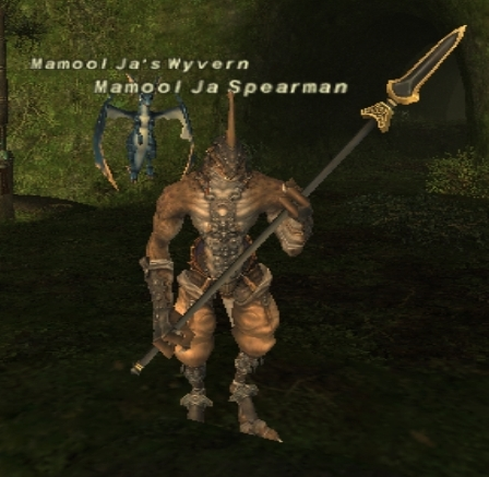 Mamool Ja Spearman