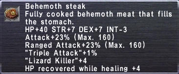 Behemoth Steak