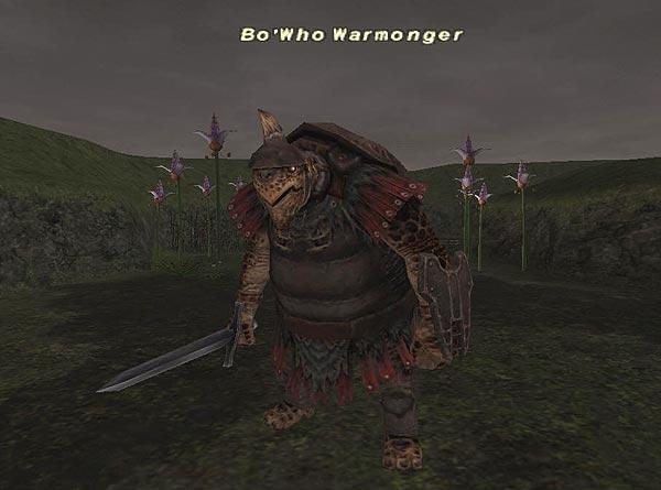 Bo'Who Warmonger