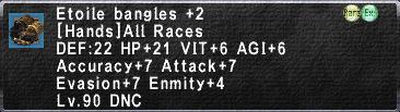 Etoile Bangles +2