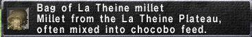 La Theine Millet