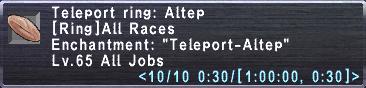 Altep Ring