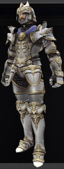 Chevalier's Armor Set