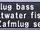 Zafmlug Bass