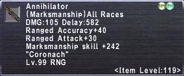 Annihilator (119)