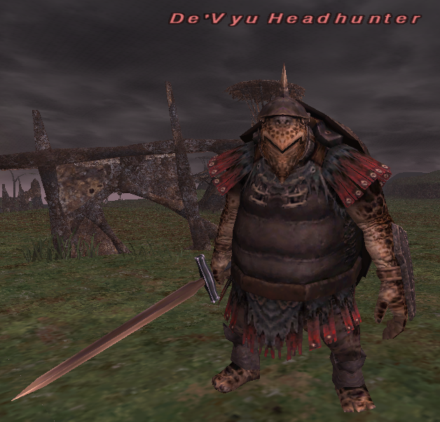 De'Vyu Headhunter