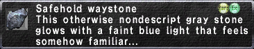 Safehold Waystone