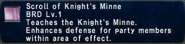 Knight's Minne
