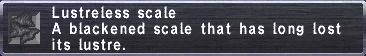 Lustreless Scale