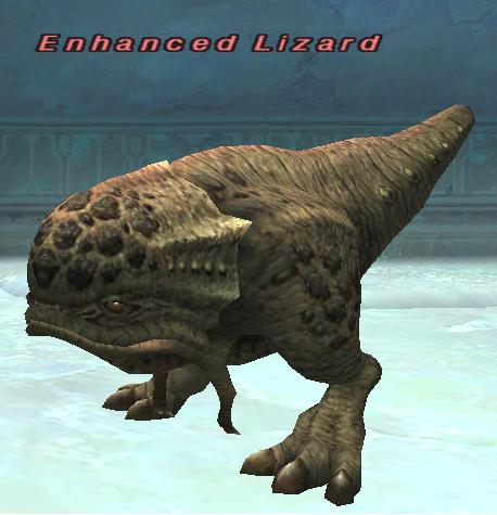 Enhanced Lizard