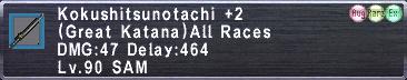 Kokushitsu +2