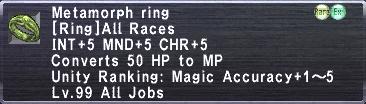 Metamorph Ring