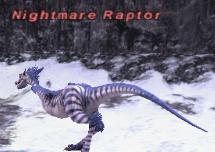 Nightmare Raptor