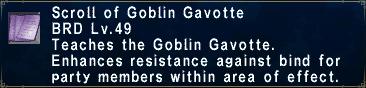 Goblin Gavotte