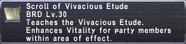 Vivacious Etude