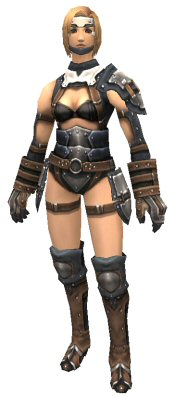Carapace Harness +1 Set