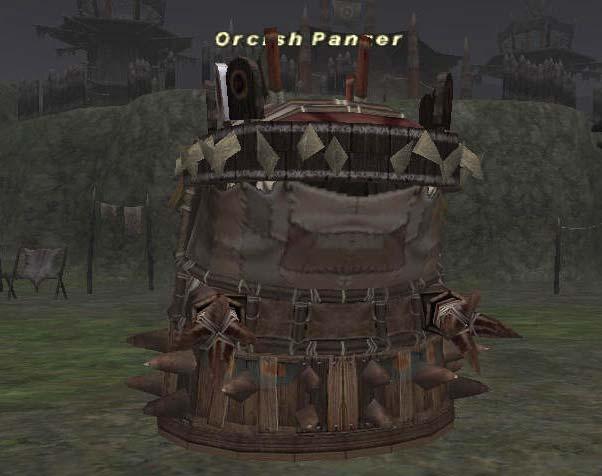 Orcish Panzer