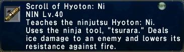 Hyoton: Ni