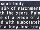Raider's Seal: Body