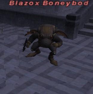 Blazox Boneybod