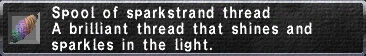 Sparkstrand Thread