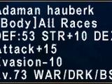 Adaman Hauberk