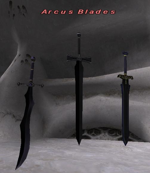 Arcus Blades