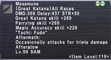 Masamune (119-3)