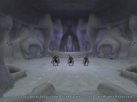 Through the Quicksand Caves