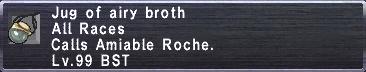 Airy Broth