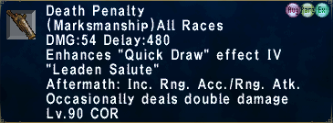 Death Penalty (90)