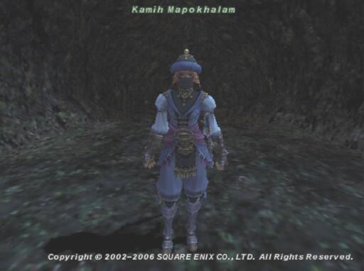 Kamih Mapokhalam