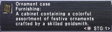 Ornament Case